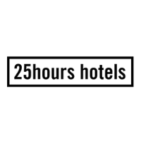 25 hours hotels logo
