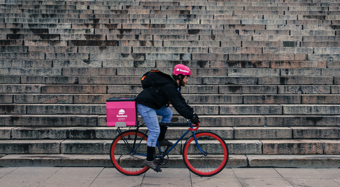 Driver vs Waiter: How food delivery companies are changing