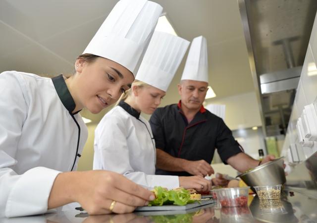 Curso de Cocinero profesional