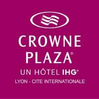 Crowne Plaza Lyon Cité Internationale