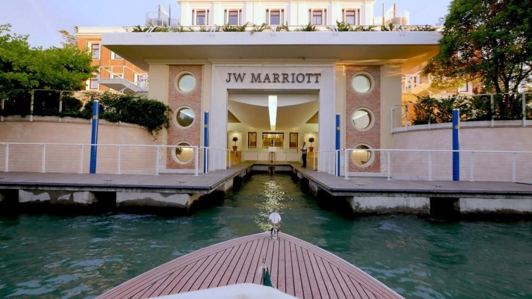 Hotel Presentation JW MARRIOTT, Venice, Italy