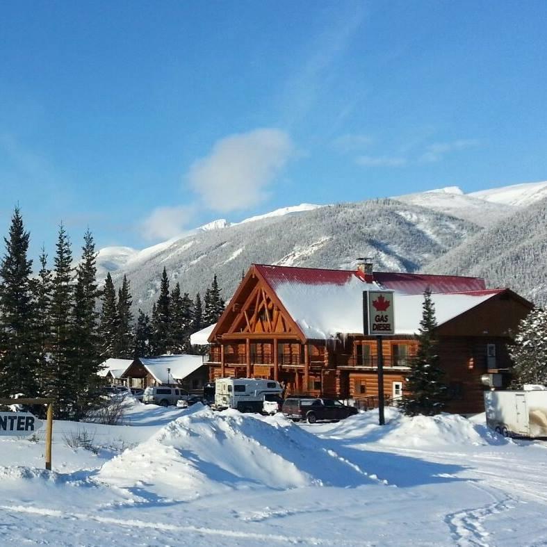 Northern Rockies Lodge