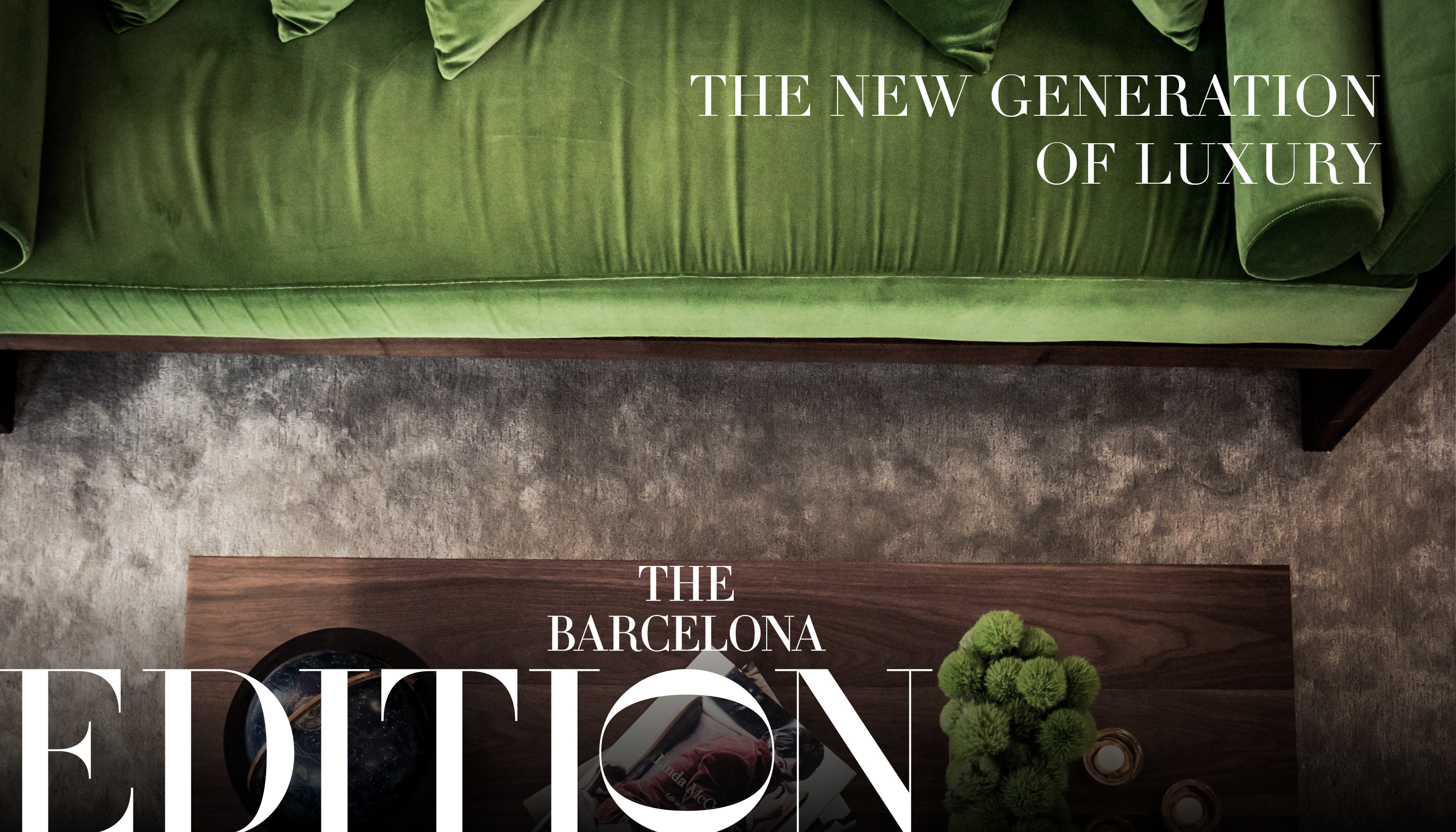 The Barcelona EDITION