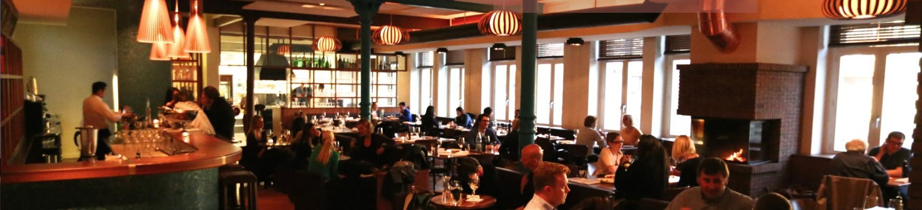 Bistro Gleis 9 / Restaurant Perron 9