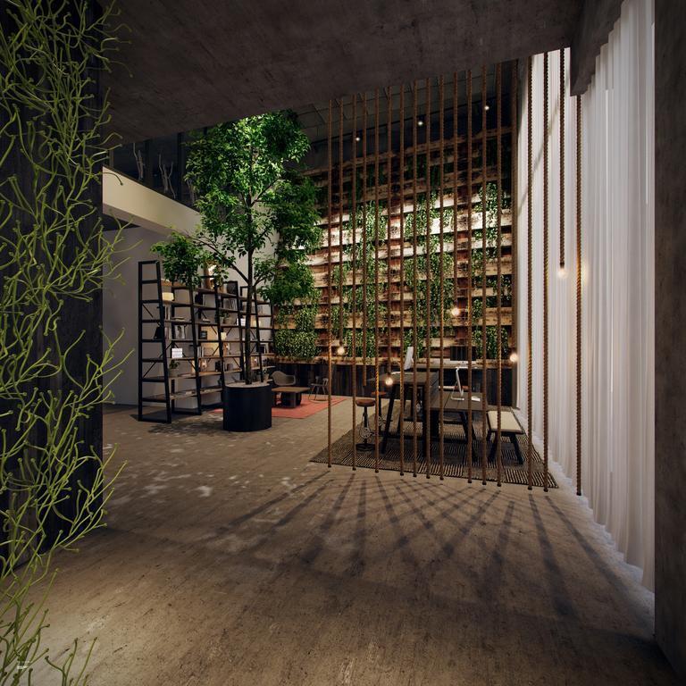 Moxy / Residence Inn Amsterdam Houthavens