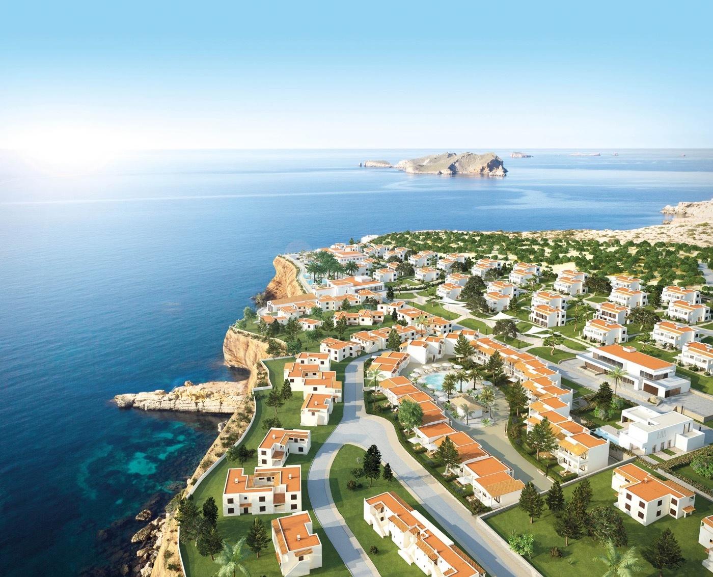 7 Pines Resort Ibiza (Opening 2018)