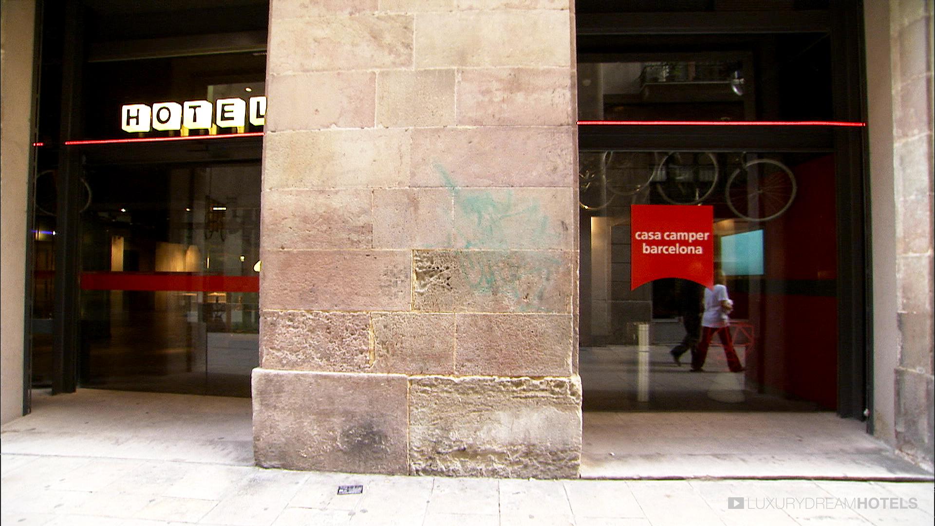 Casa Camper Barcelona