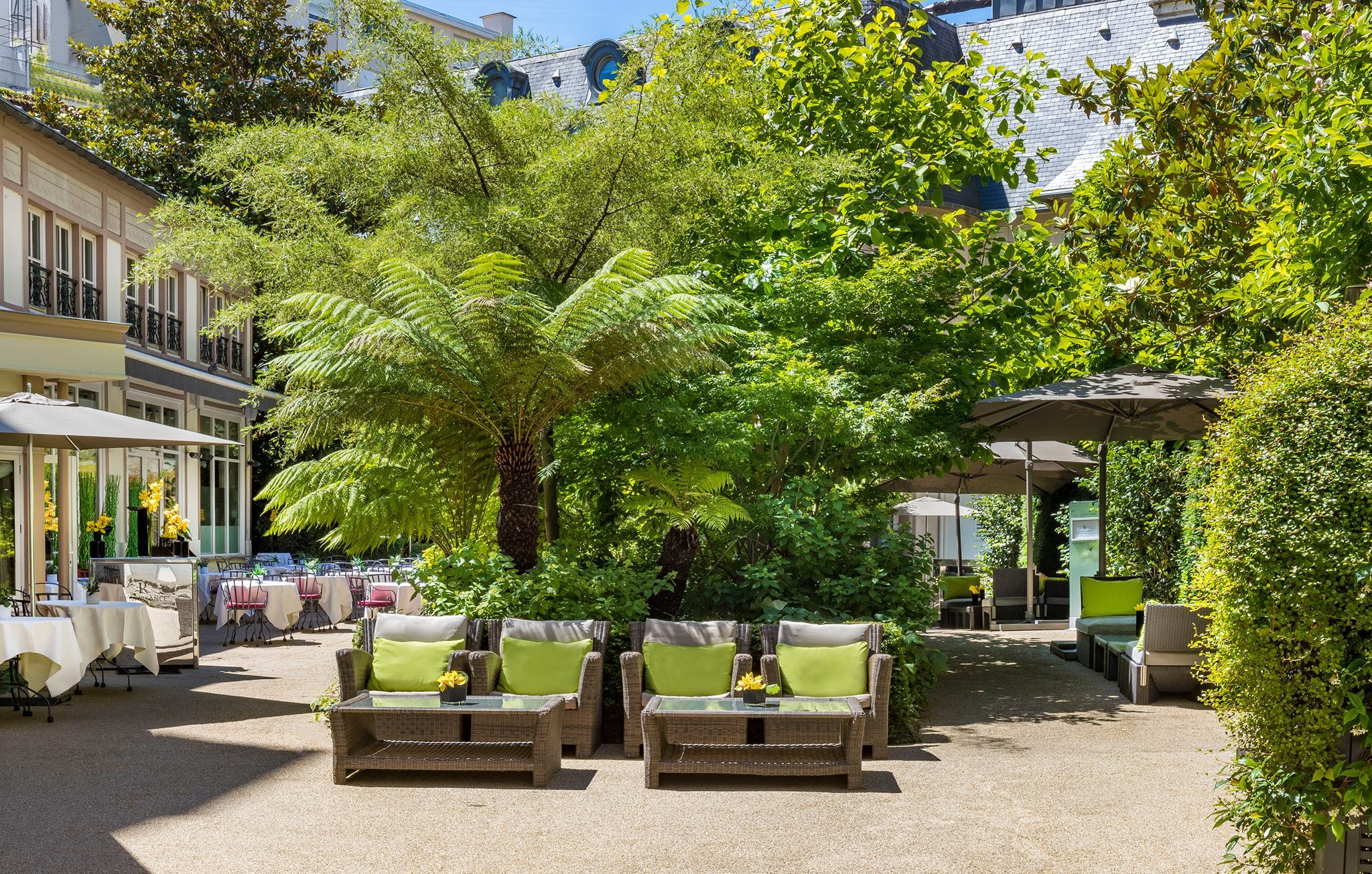Hotel Renaissance Le Parc Trocadero