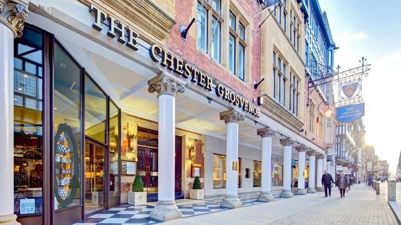Bespoke Hotels Chester Ltd