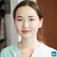 Dalya Zholdubayeva