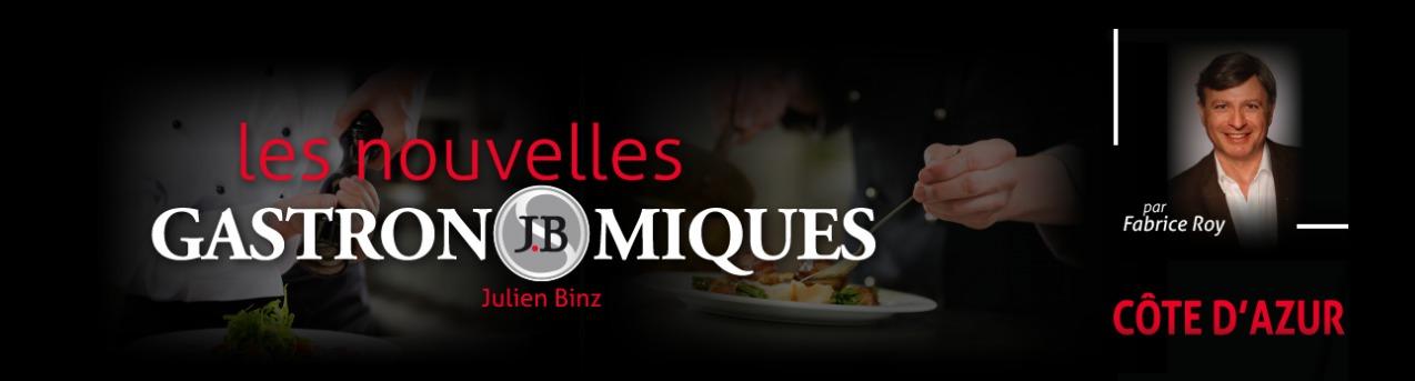 Nouvelles Gastronomiques Côte d'Azur et Monaco