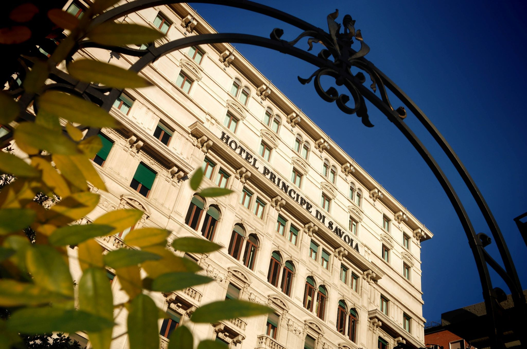 Hotel Principe di Savoia by Dorchester Collection
