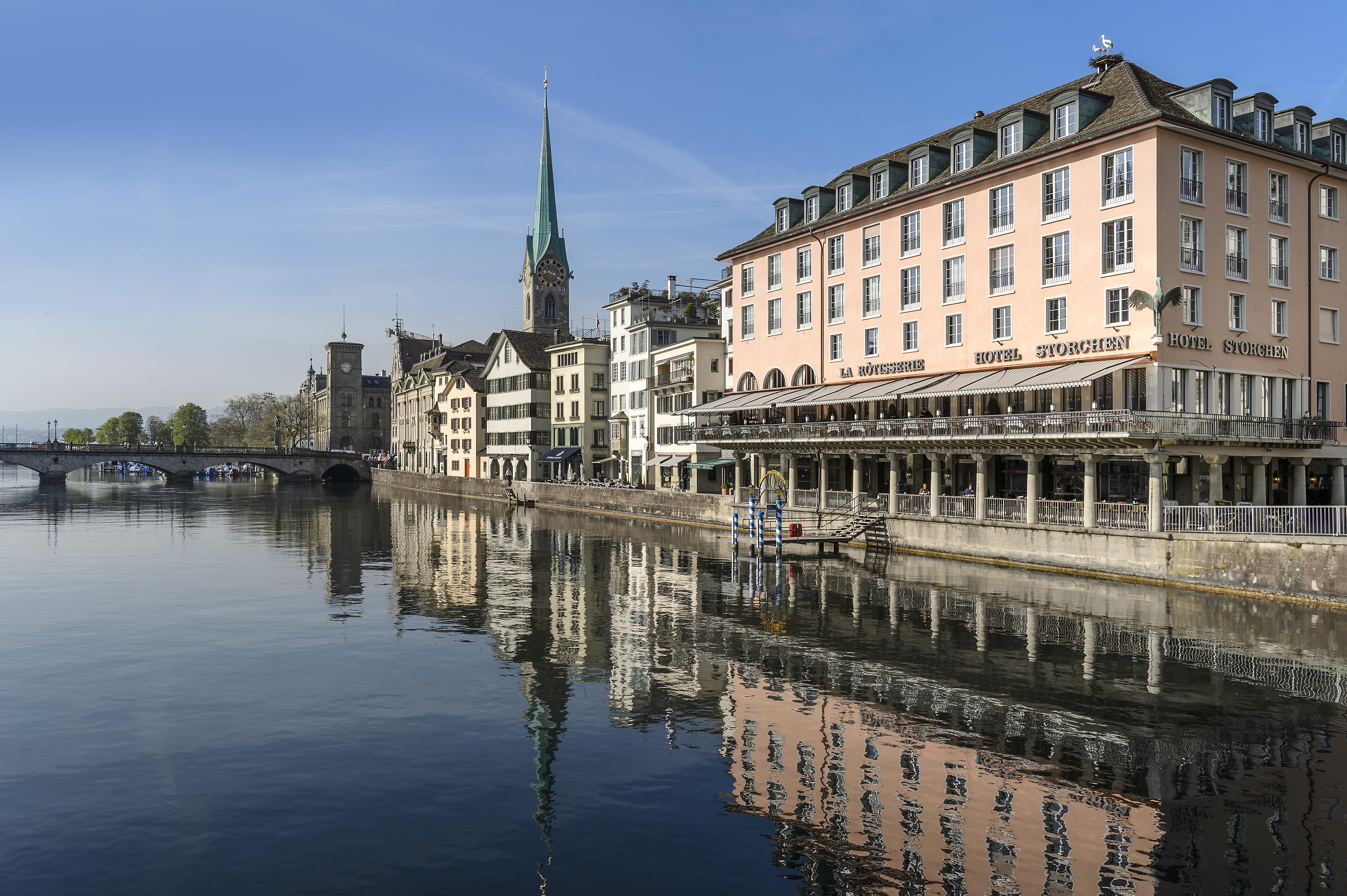 Hotel Storchen Zurich