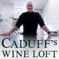 Restaurant Caduff's Wine Loft