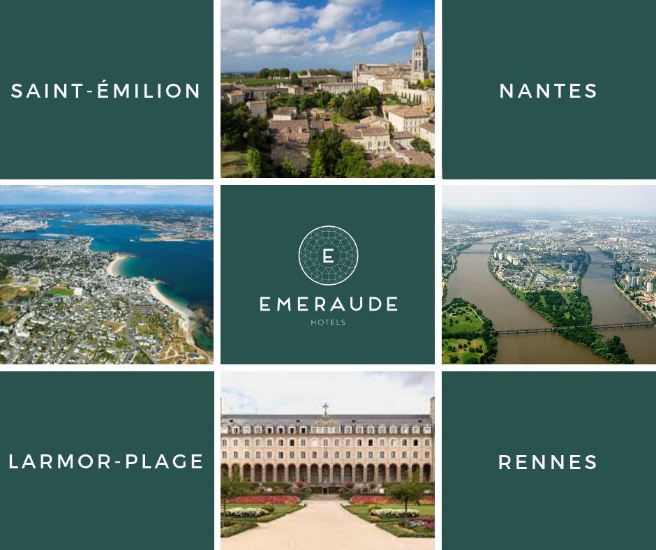 Emeraude Hotels