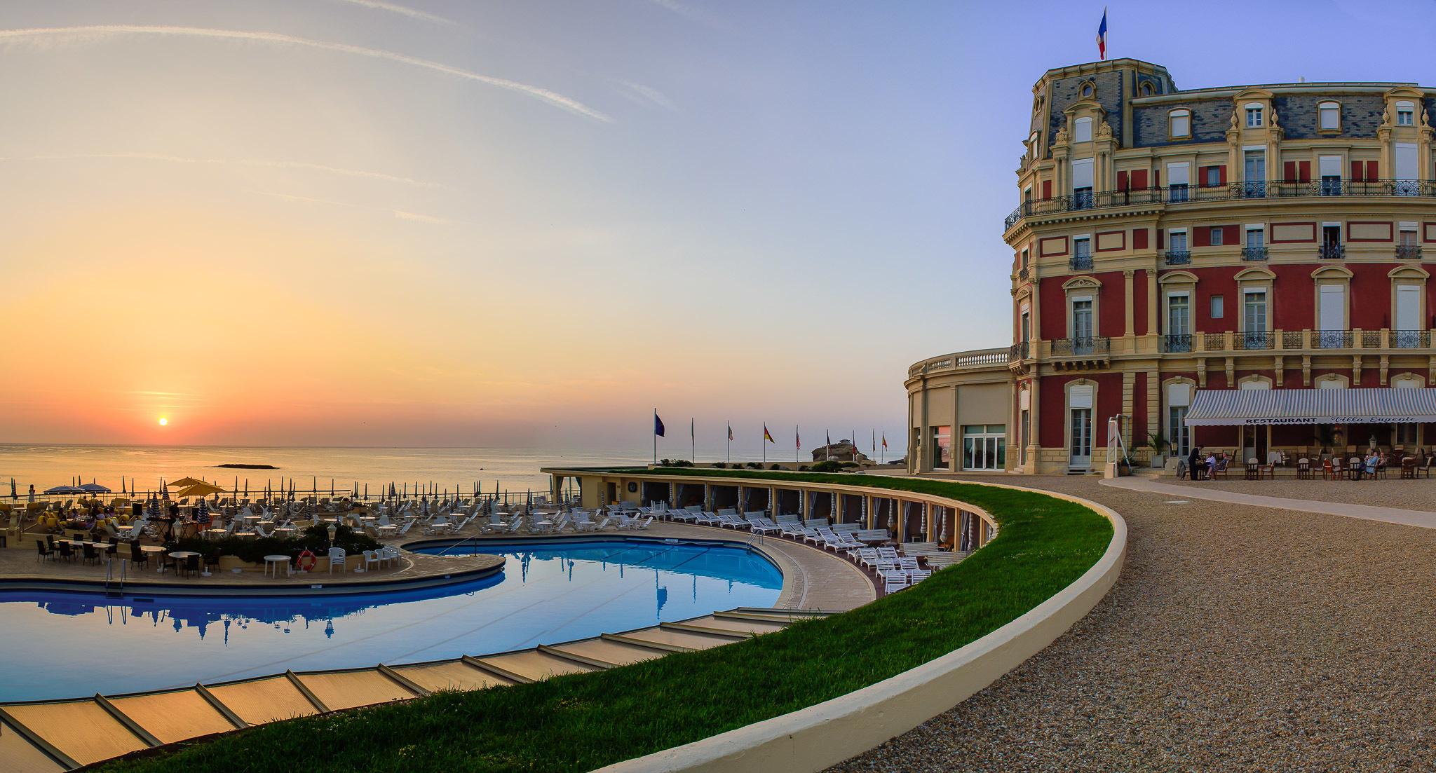 Hôtel du Palais - Imperial resort & Spa