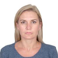 Oleksandra Sidashova