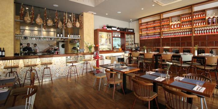 Bokeria Restaurant Split