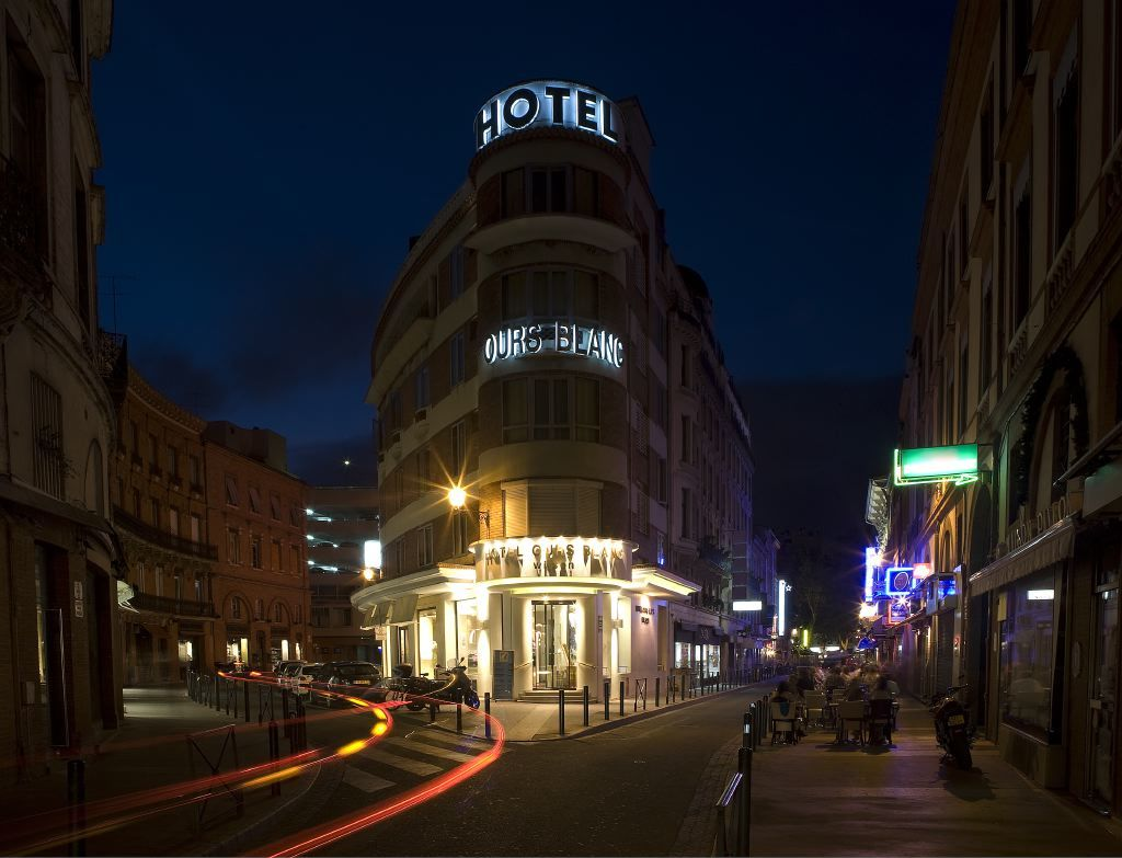 Hôtels Ours Blanc Toulouse