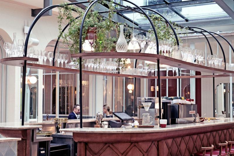 Hôtel des Grands Boulevards & Restaurant