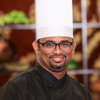 Chef Bijoy Menon