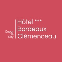 Coeur de City Hôtel Bordeaux Clémenceau
