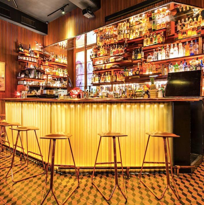 Andy Wahloo Bar