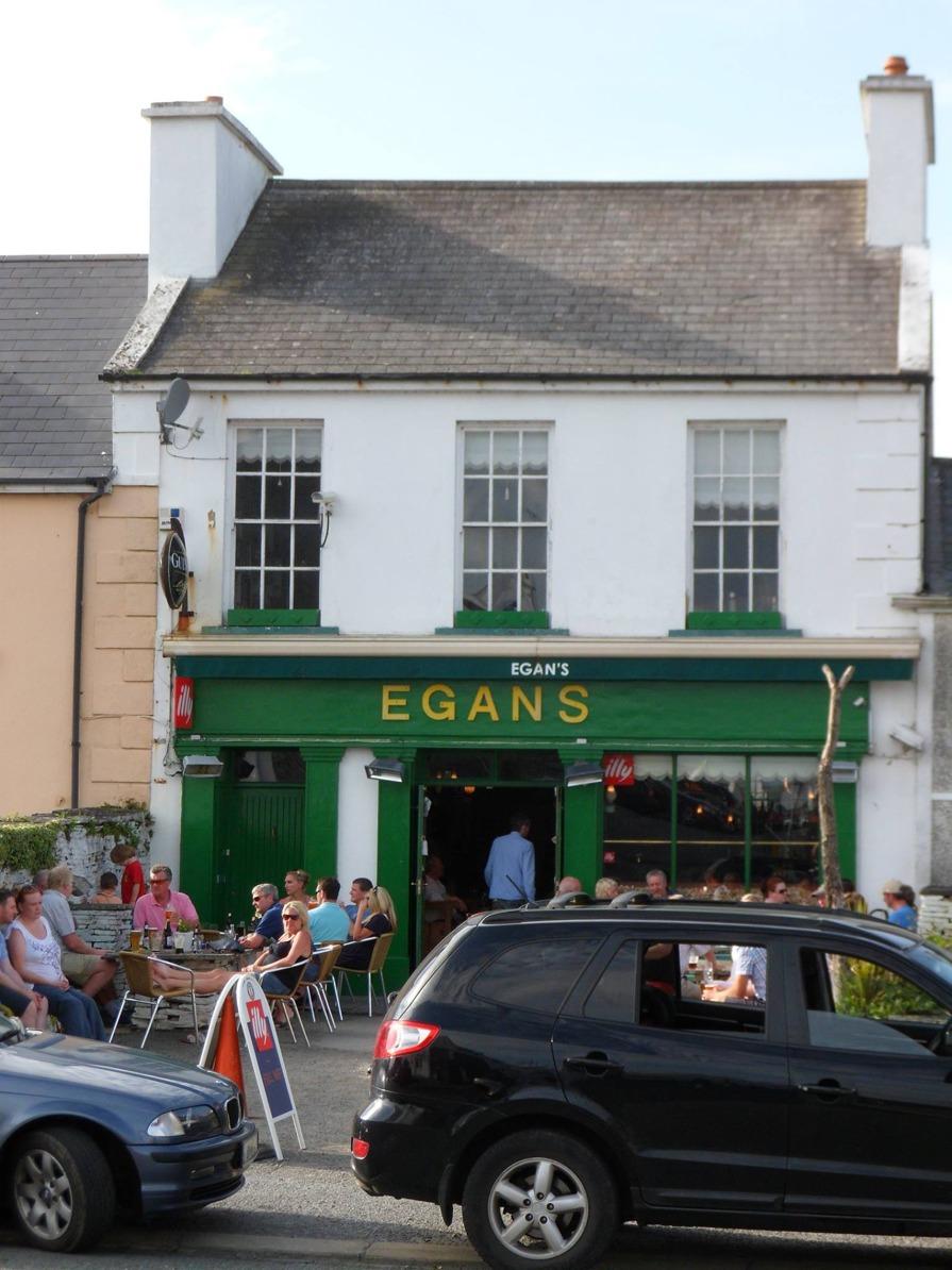 Egans Bar