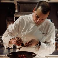 Caelis & F&B Ohla Barcelona (chef, R Fornell)