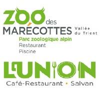 Café - Restaurant de l'Union & Restaurant du Zoo et Piscine des Marécottes