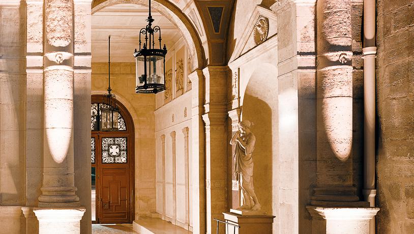Hôtel de Pourtales / No address