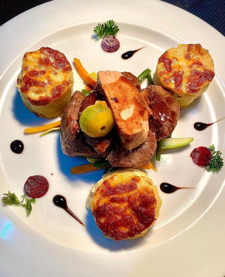 La Villa Livingstone - Fine dining Restaurant