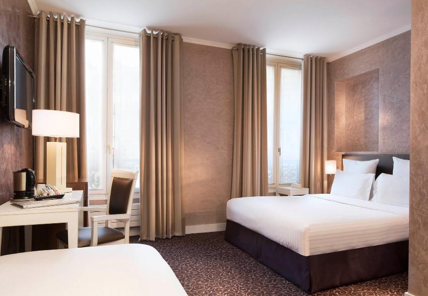 Hôtel Elysa Luxembourg