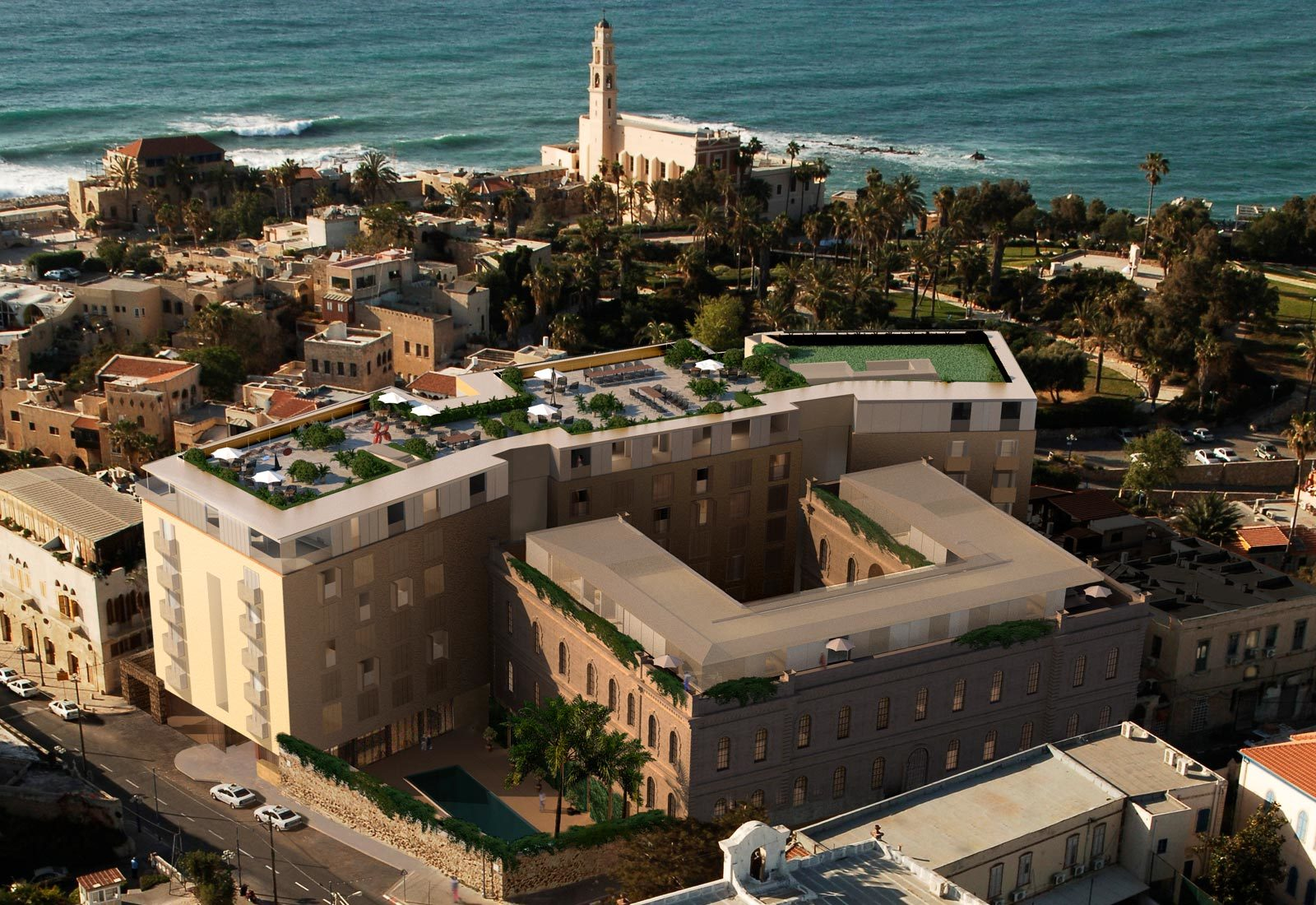 W Tel Aviv Jaffa