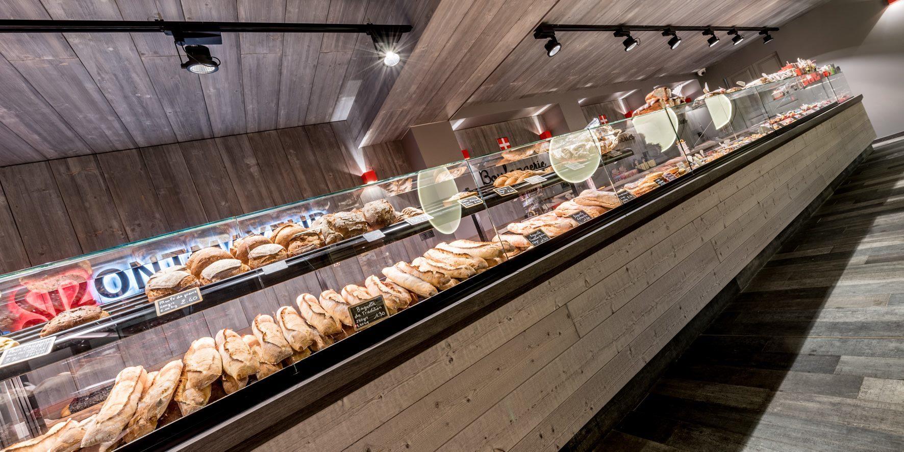 Boulangerie Montmayeur