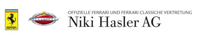 Niki Hasler AG - Ferrari Garage