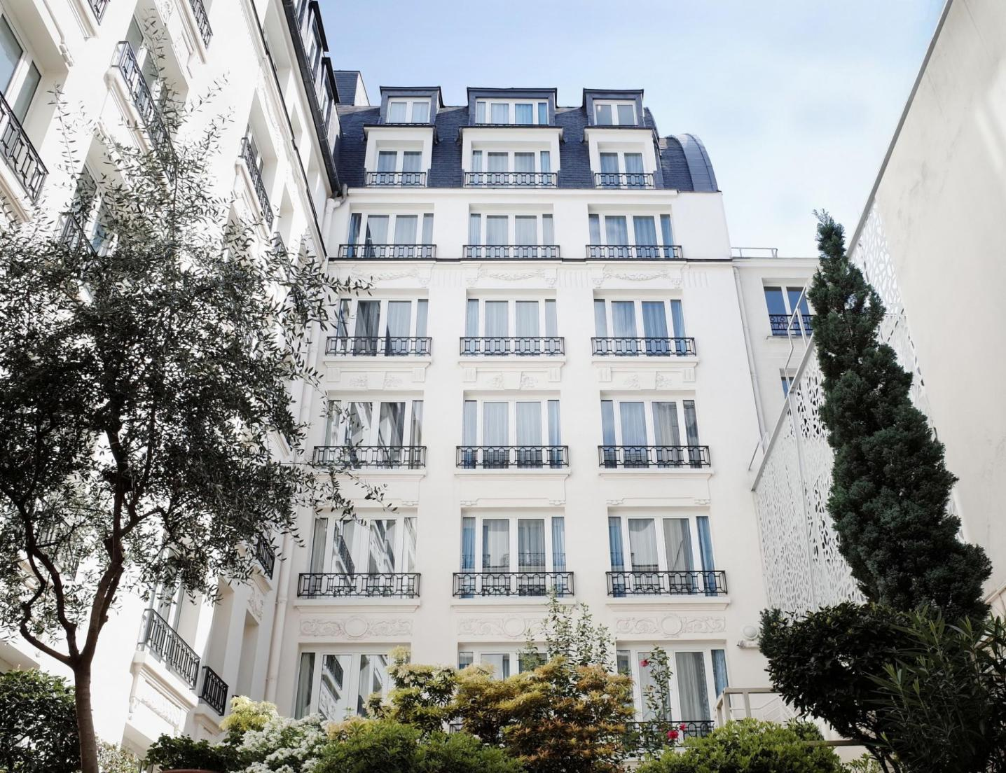 Hôtel Rochester Champs Elysées