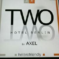 TWO Hotel Berlin by Axel
