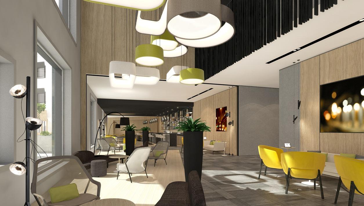 Innside by Mélia Roissy Charles de Gaulle