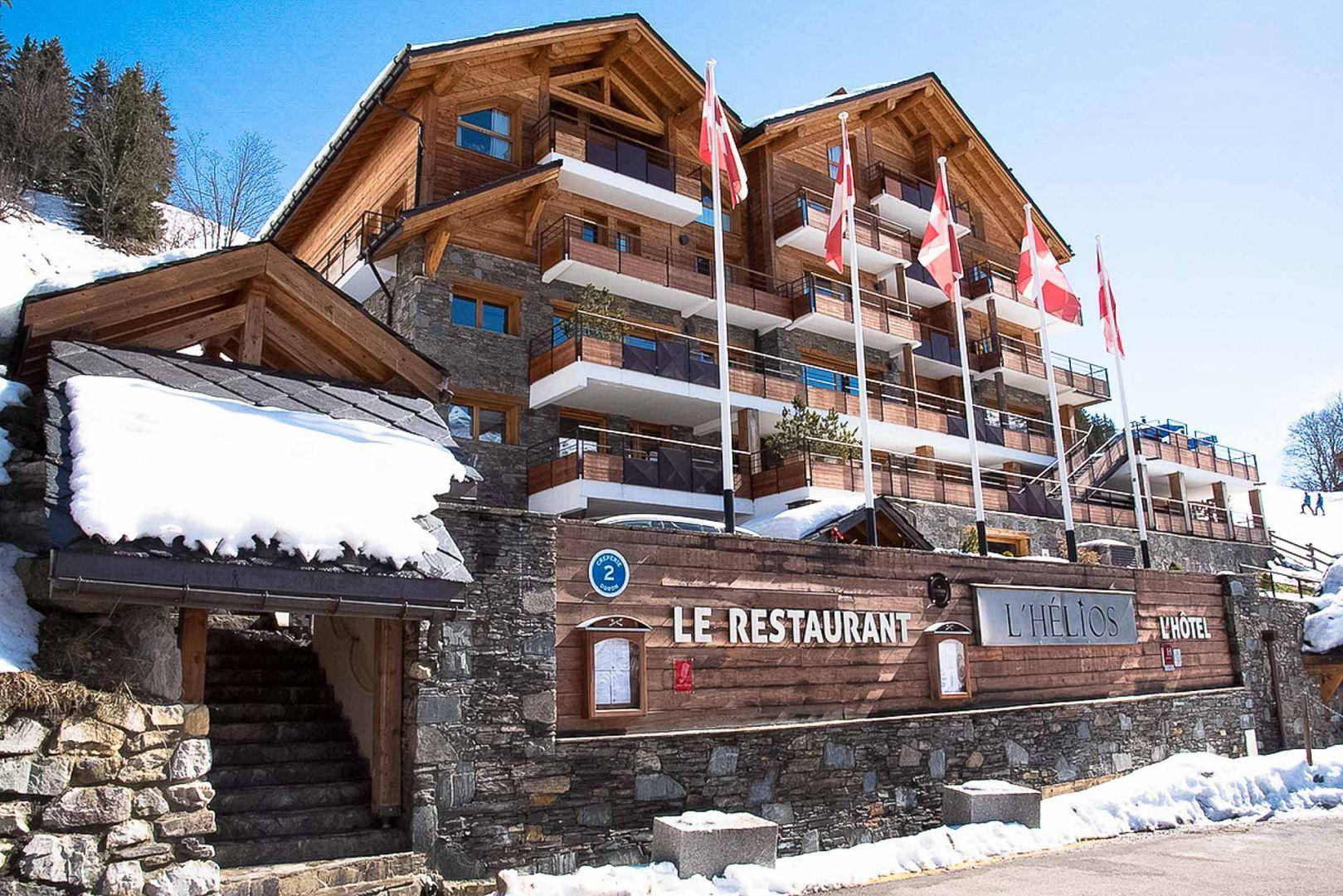 L'Hélios Hôtel & Spa