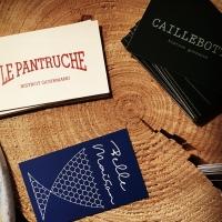 Bistrots/ Pantruche / Caillebotte / Belle Maison Café COUCOU