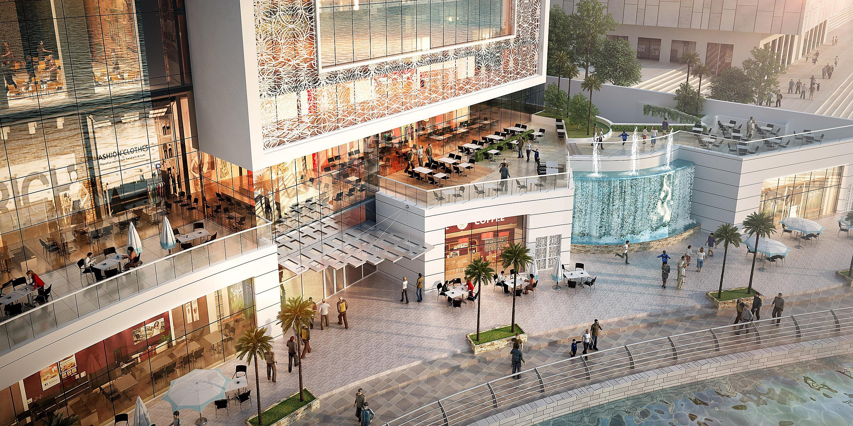 Crowne Plaza Marina