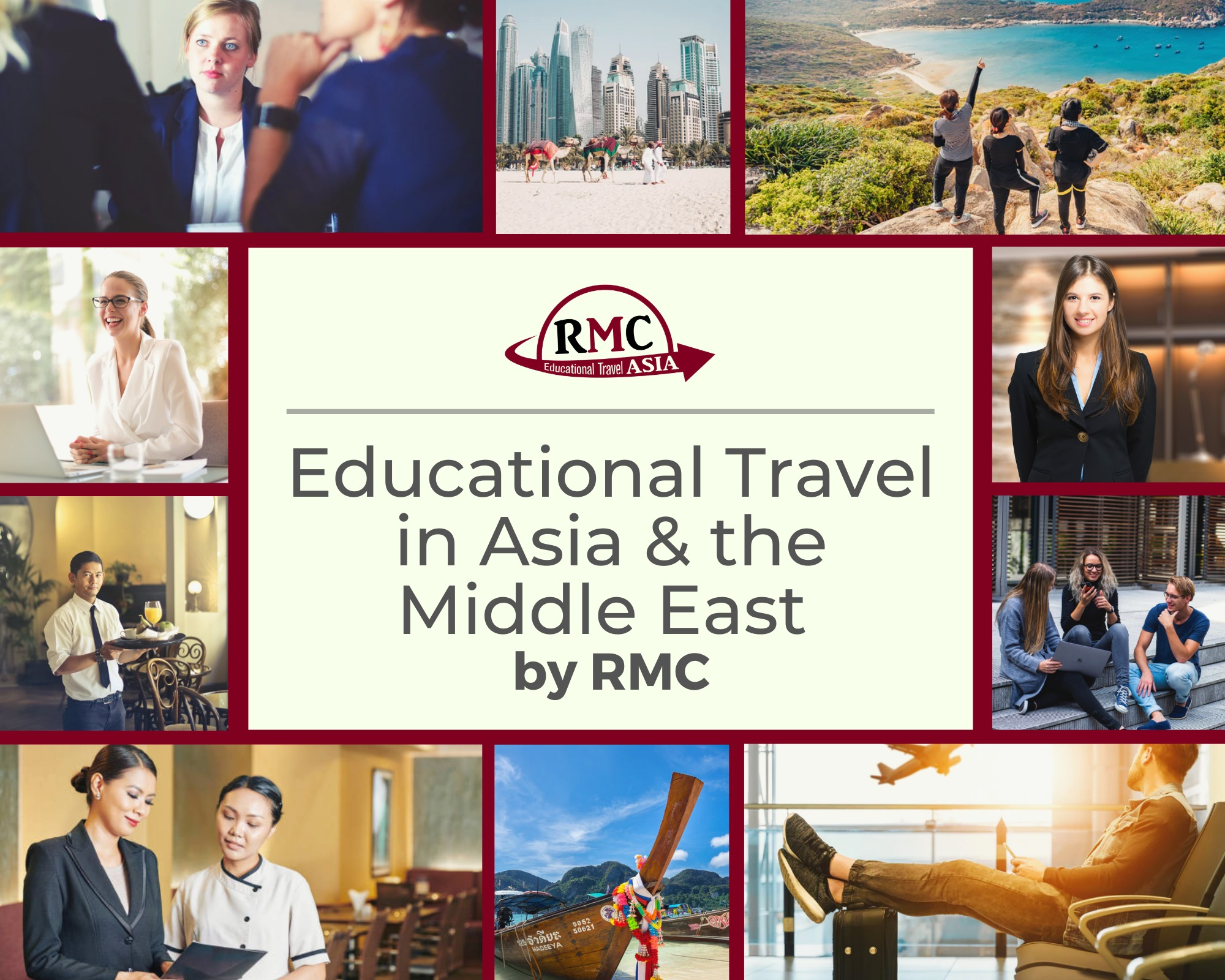 Educational Travel Asia by RMC