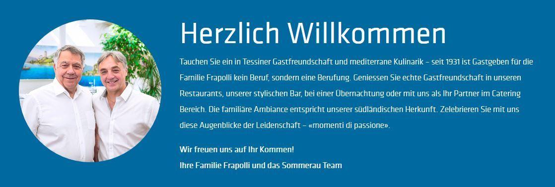 Frapolli Betriebe AG, Hotel Sommerau-Ticino,