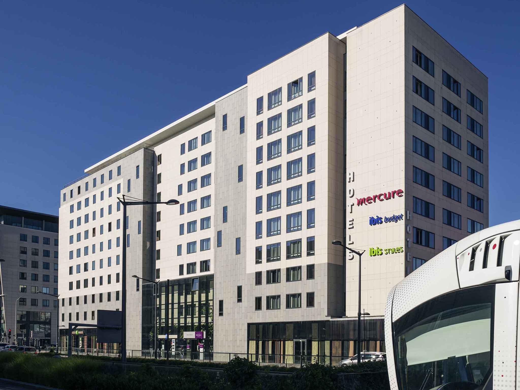 Mercure Lyon Centre Gare Part Dieu