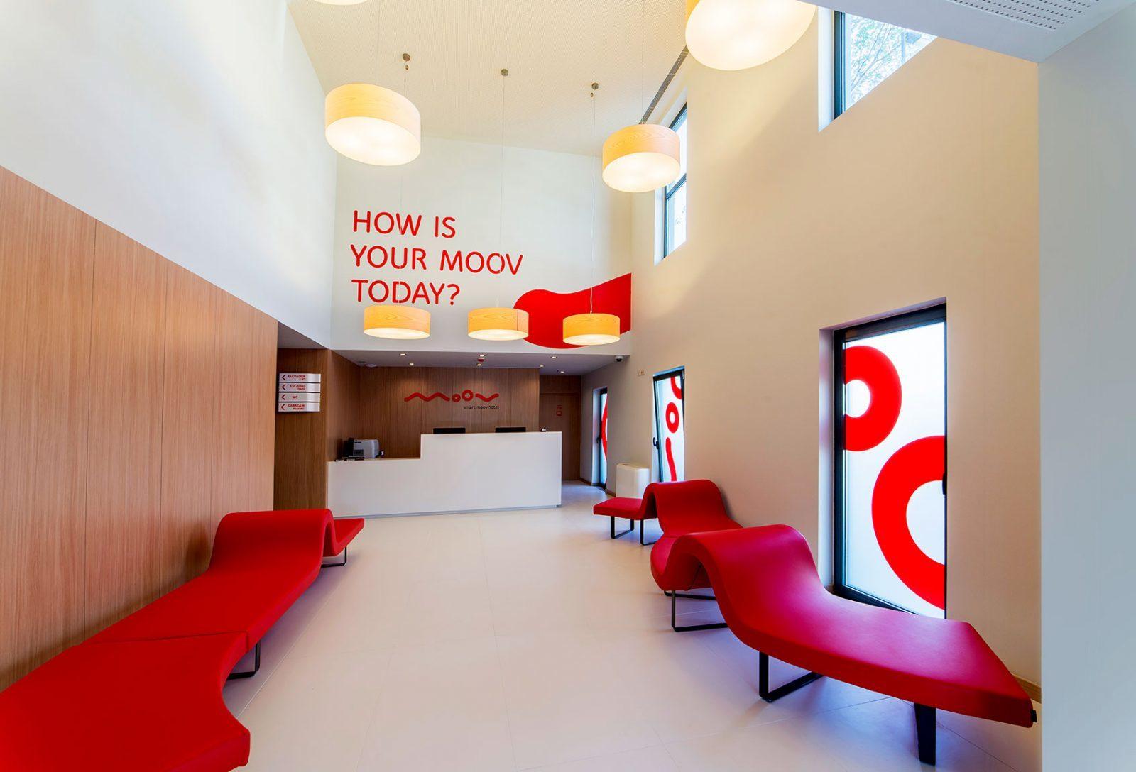 Hotéis Moov