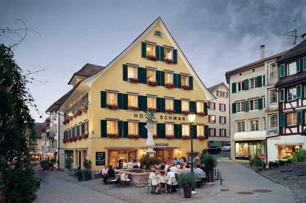 Hotel & Taverne Schwan