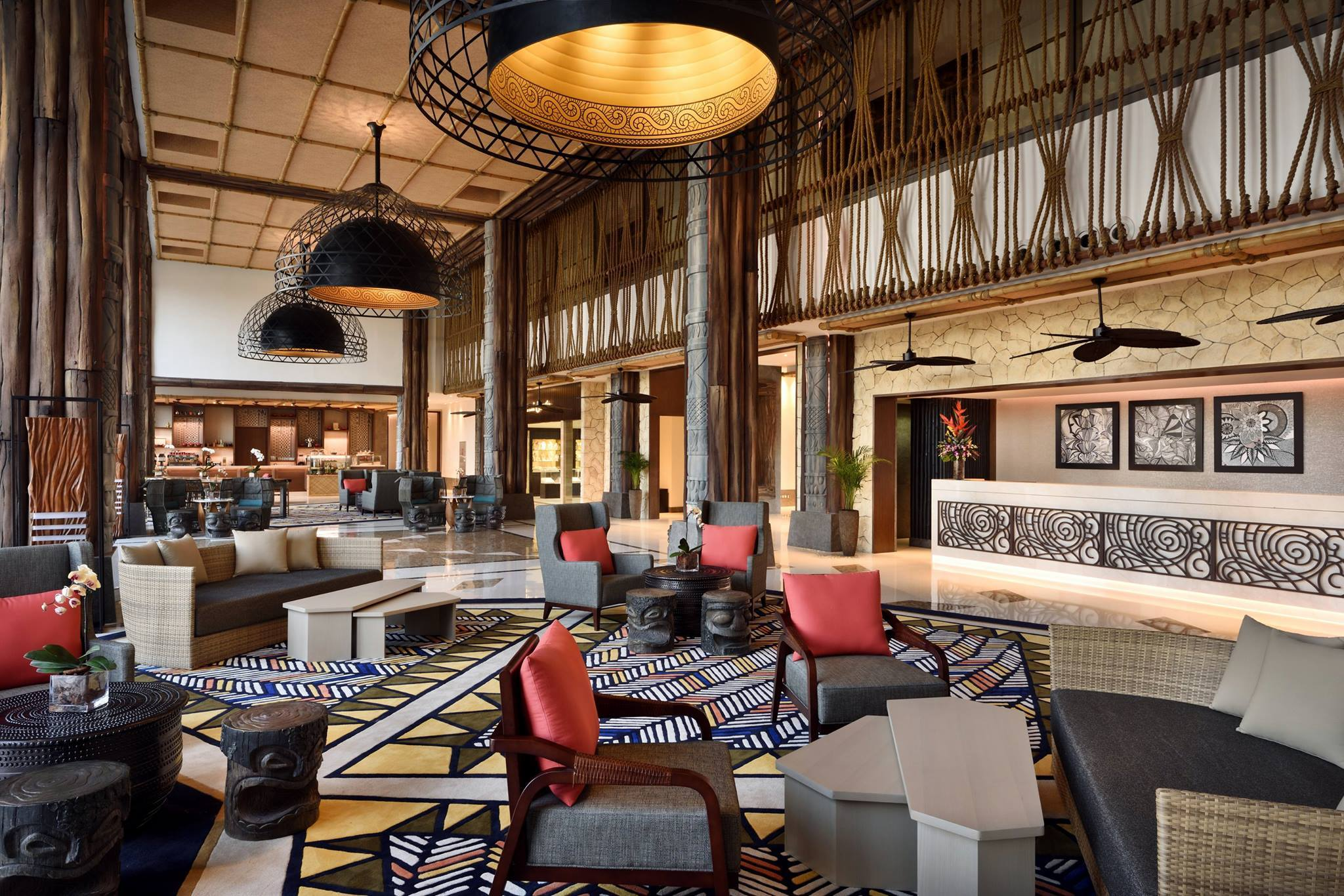 Lapita, Dubai Parks and Resorts, Autograph Collection Hotels