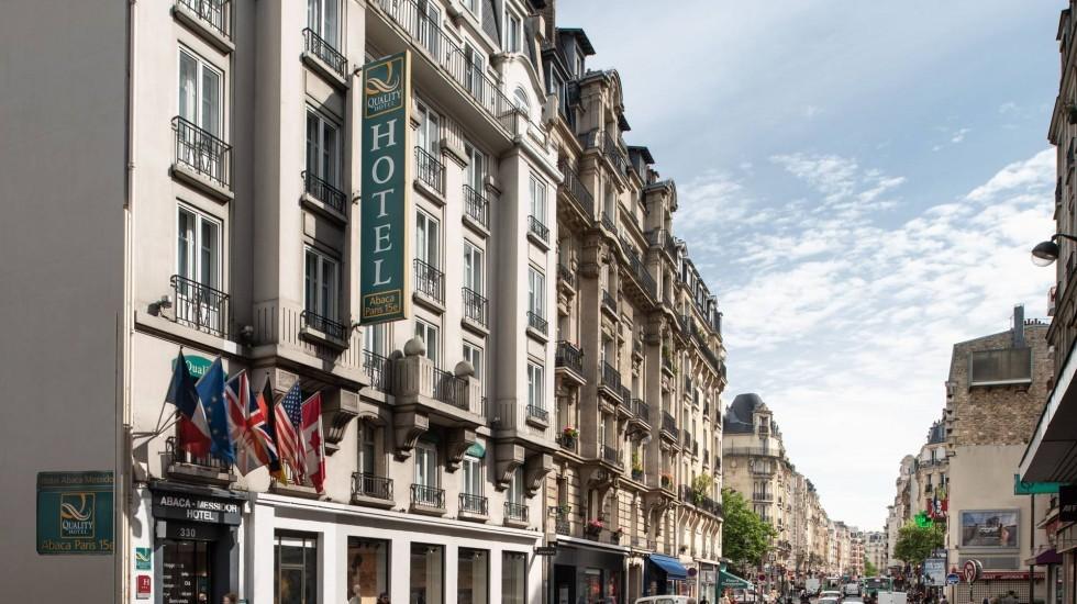 Hôtel Abaca Messidor by HappyCulture