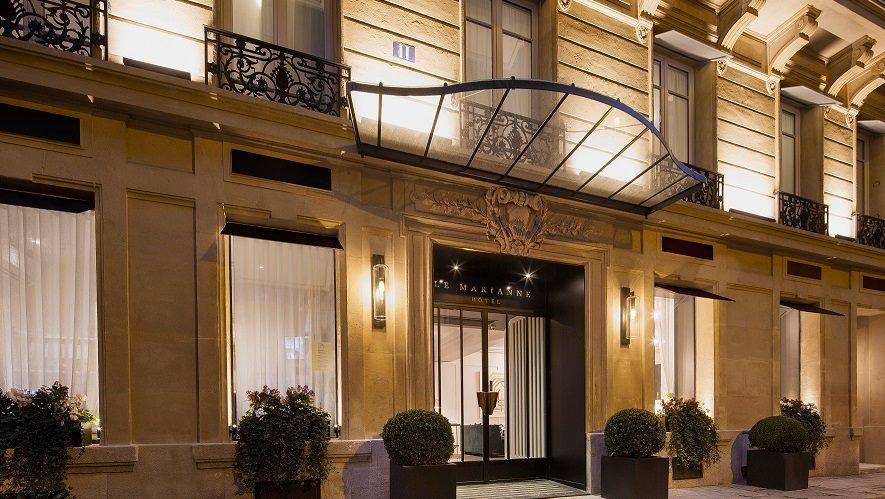 Hôtel Le Marianne Champs Élysées